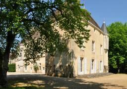 Le château de Germolles