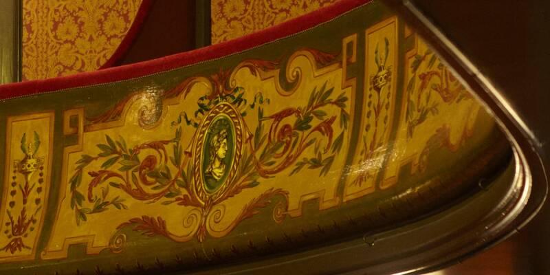 Théâtre des Copiaus balcon © Studio Piffaut