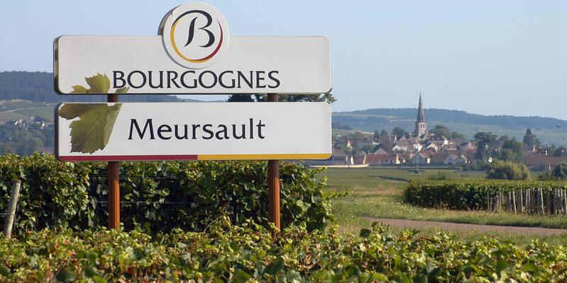 L'appellation Meursault