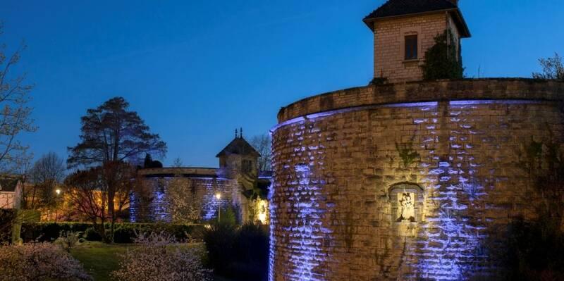 Das Schloss von Beaune ©M.Joly