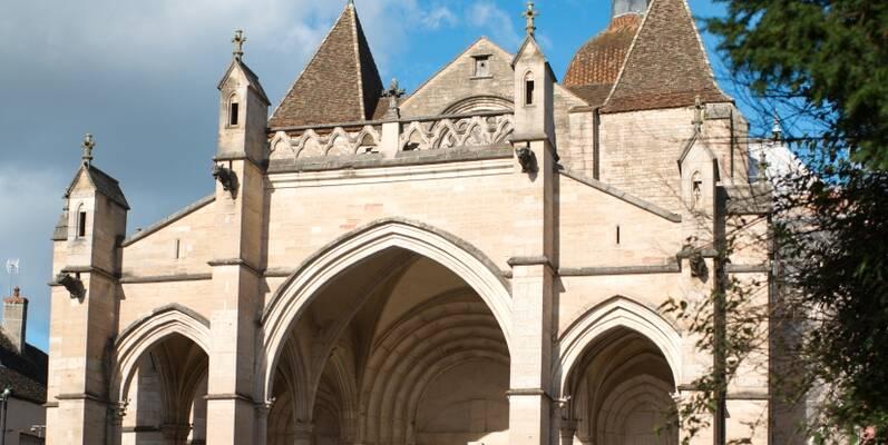 Basilique Notre Dame de Beaune