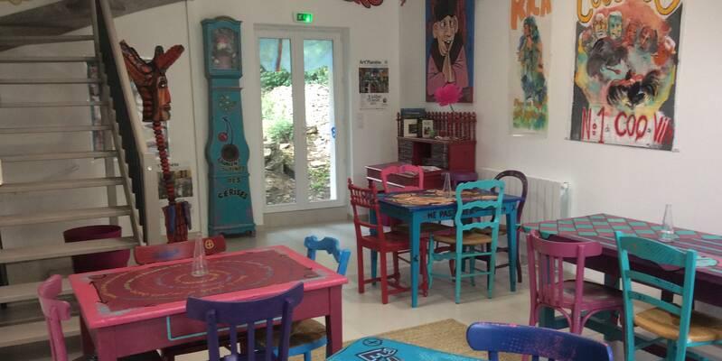 salle du restaurant le Montsegur Beaune Tourisme © Le Montségur