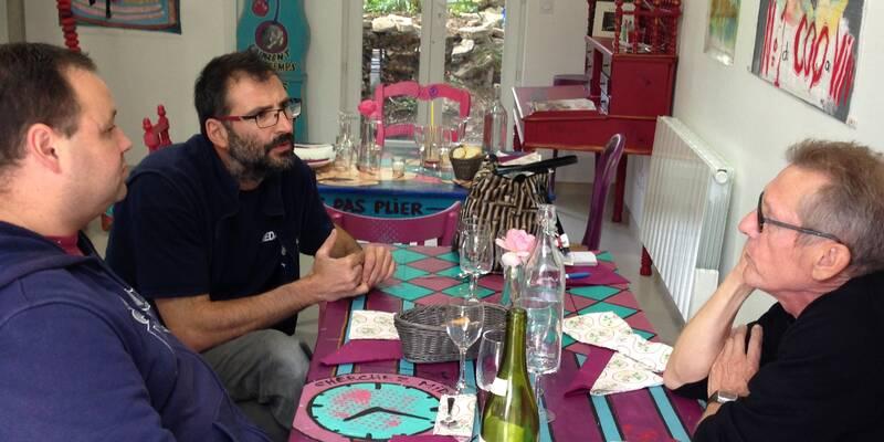 repas au restaurant le Montsegur Beaune Tourisme © Le Montségur