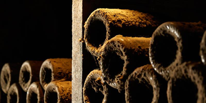 Lagerung im Weinkeller © Maison Joseph Drouhin