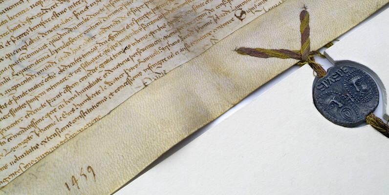 Charte de fondation ©F.Vauban
