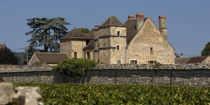 Le Château de la Velle à Meursault