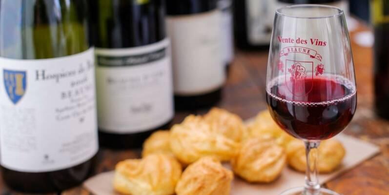 Vente des Vins-Vin & Gougères ©MichelJoly