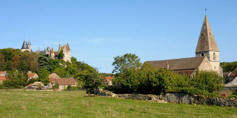 Eglise de La Rochepot