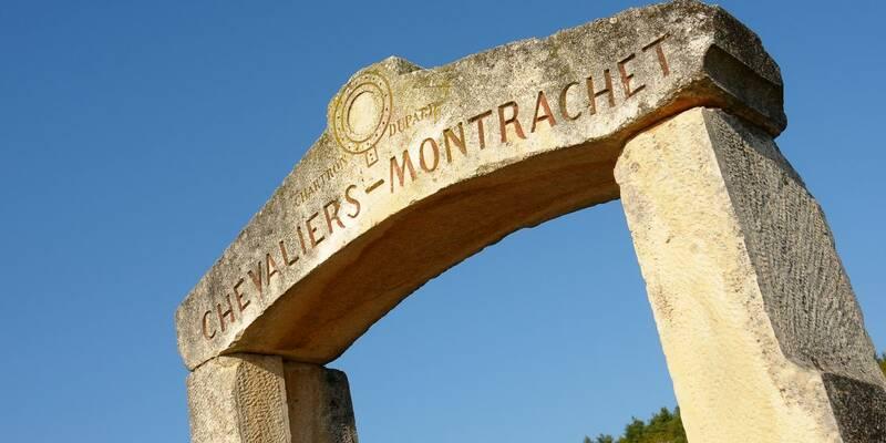 Chevaliers-Montrachet © Images & associés