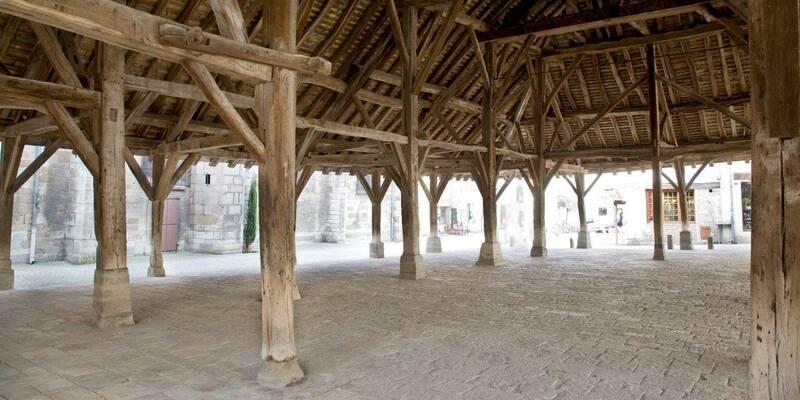 Halles de Nolay
