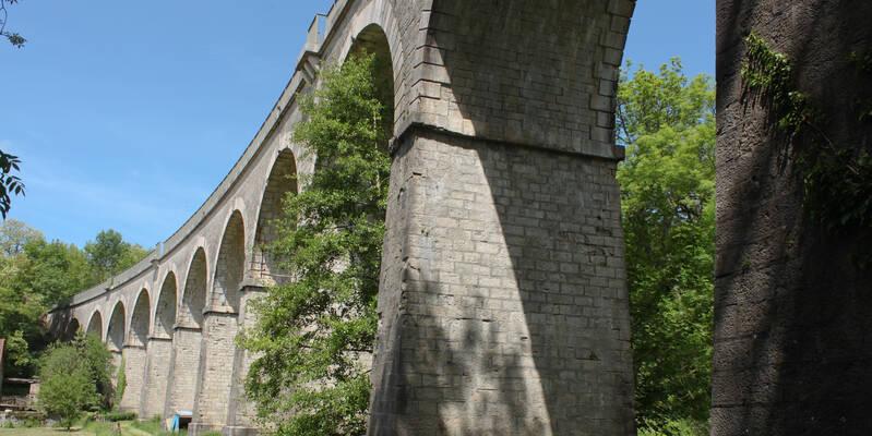 Viadukt von Cormot