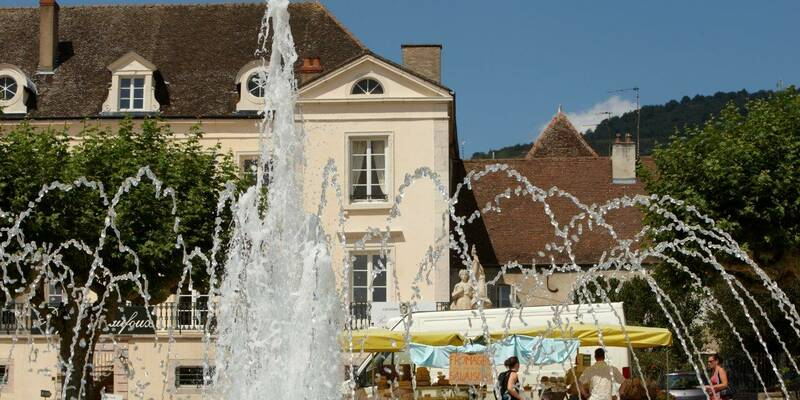 Place de Santenay