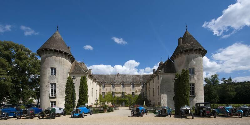 Schloss von Savigny-les-Beaune