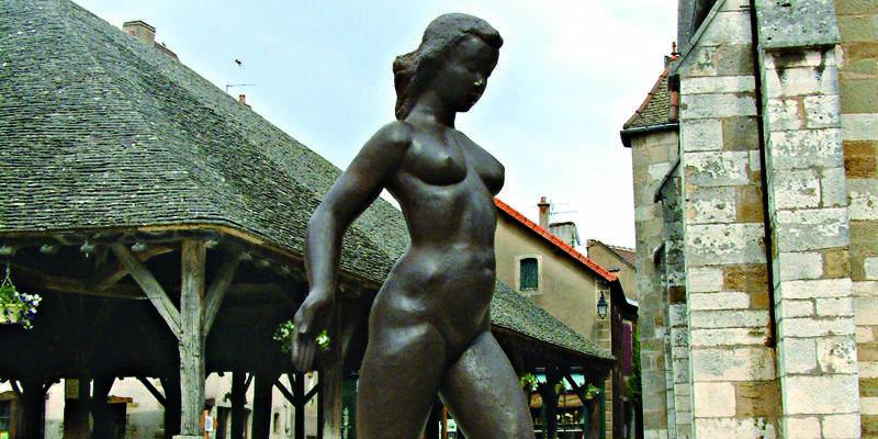 Biennale Internationale de sculpture de Nolay