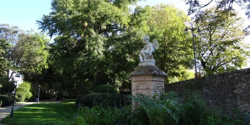 Der Square des Lions ©L.Dallerey