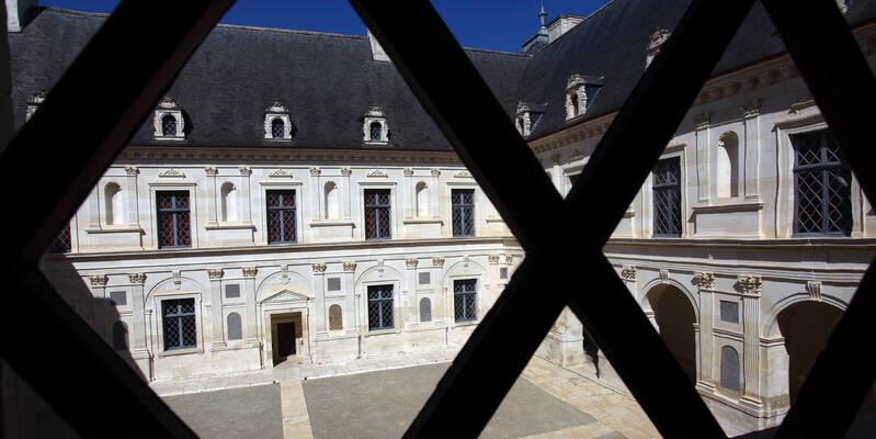 © Château d'Ancy-le-Franc