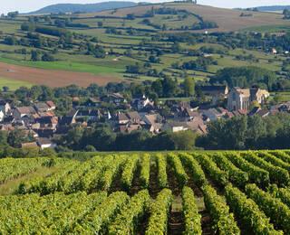Die Gemeinden der Region Pays Beaunois
