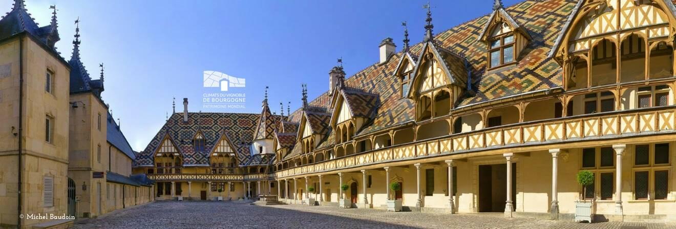 Hôtel-Dieu, Beauner Hospizien, Beaune © Michel Baudoin
