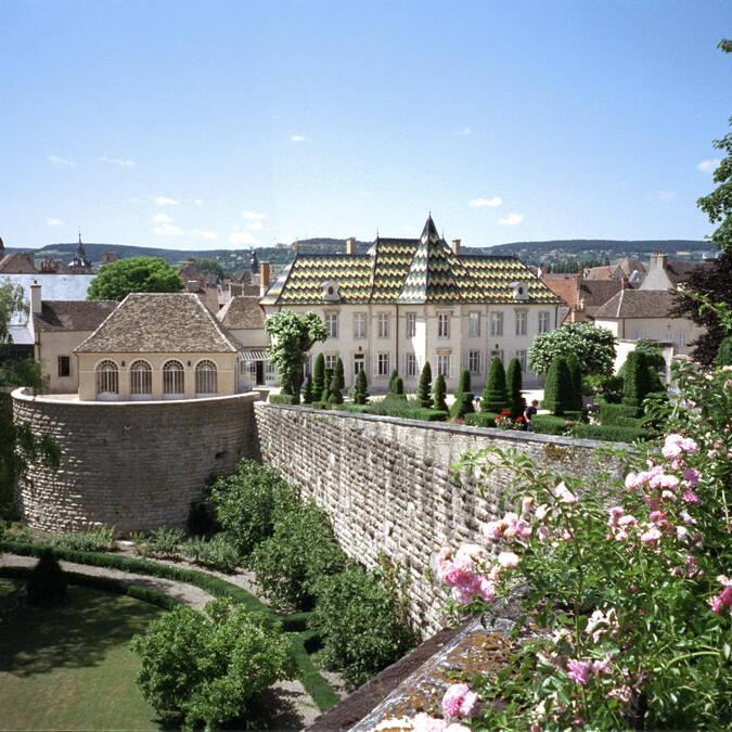 Schloss von Beaune Bouchard Père