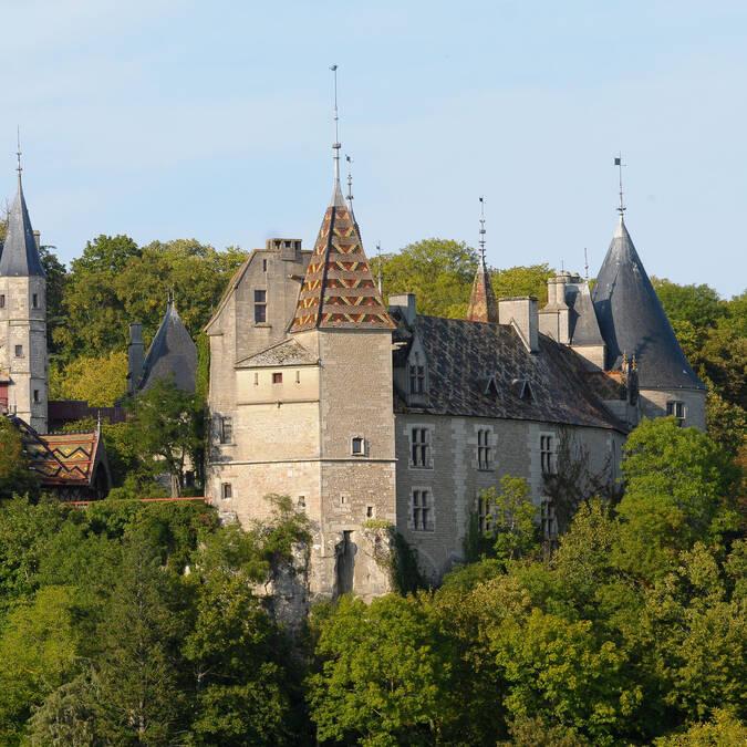 Schloss von La Rochepot