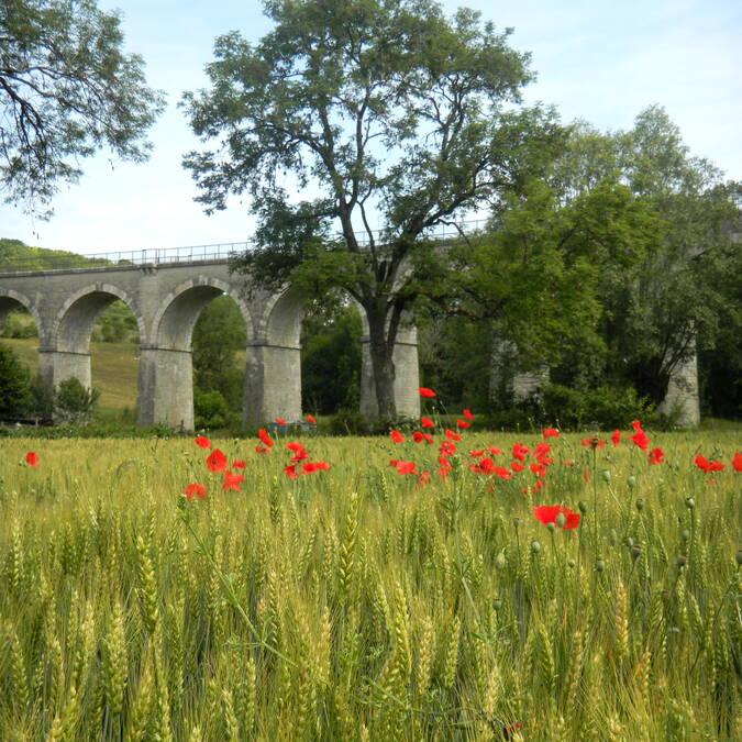 Viaduc de Nolay