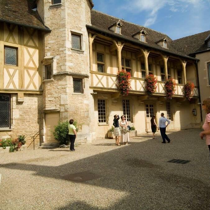 Weinmuseum Beaune © Francis Vauban