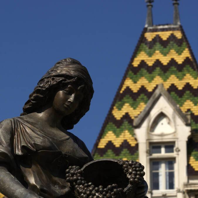 Rathaus von Meursault