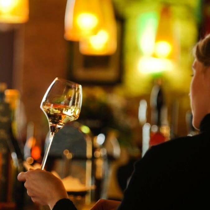 Weinprobe © La Part des anges