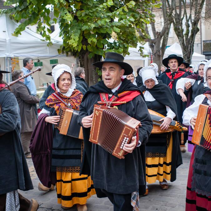 Musikalische Traditionen © Michel Joly